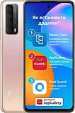 Смартфон Huawei P Smart 2021 128GB Gold, фото 2