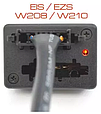 Универсальный эмулятор рулевого замка для Sprinter Vito Volkswagen Crafter, для M-ercedes B-enz ESL ELV, фото 2
