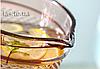 """Графин для напитков Розовый """"Рубин"""" 1100 мл Толстое Цветное стекло Хрустальный, фото 7"""