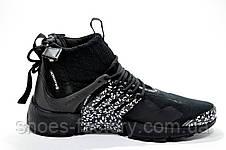 Беговые кроссовки Nike Air Presto Mid x ACRONYM Black, фото 3