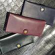 Жіночий шкіряний гаманець «Vintage», фото 6