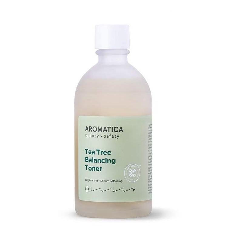 Aromatica Tea Tree Balancing Toner Тонер с экстрактом чайного дерева, 130 мл