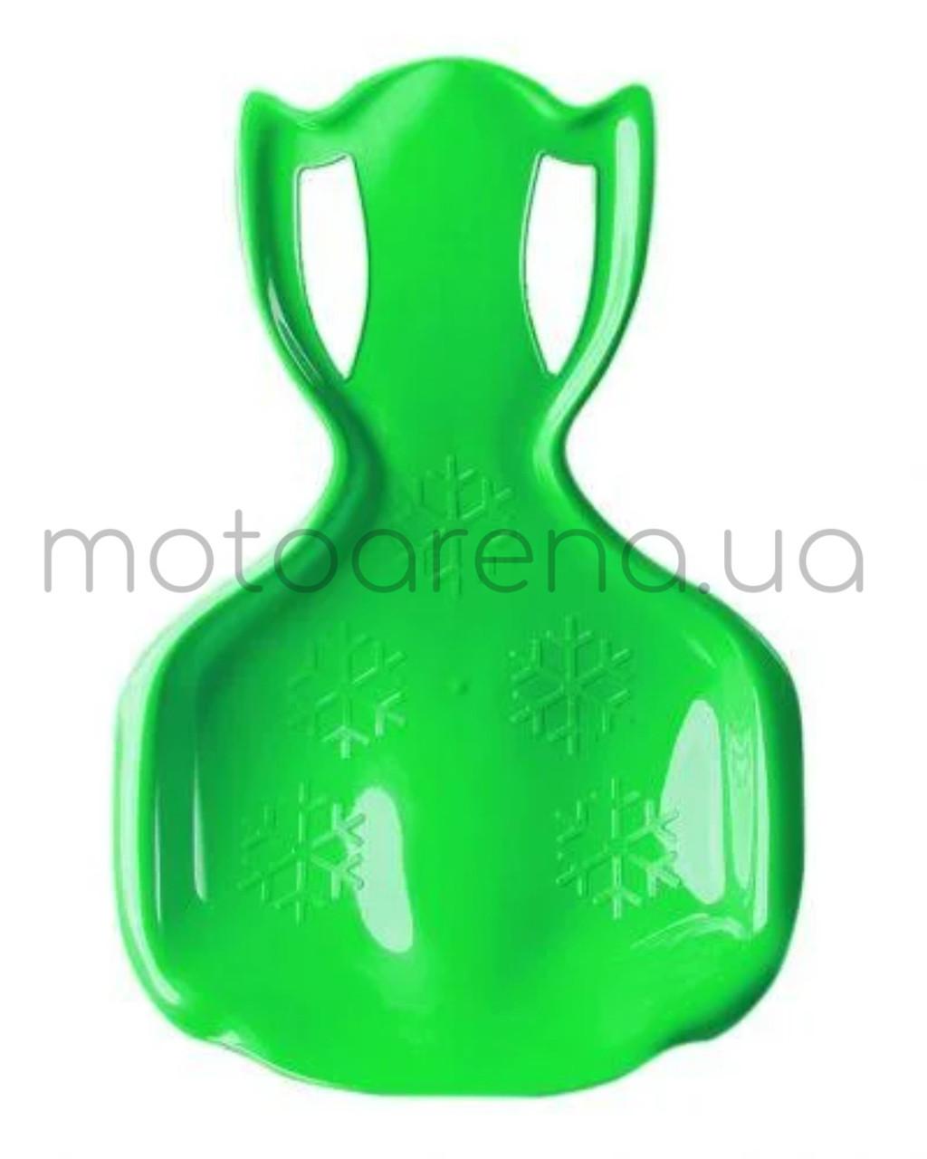 Ледянка PAN SLADGE (зелёная )