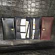Жіночий шкіряний гаманець «Vintage», фото 4