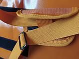 Термосумка для пиццы 45*45 на 3-4 коробки из ткани ПВХ. На липучках., фото 6