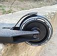 Трюковой самокат с пегами для прыжков Crosser GHOST PRO Самокат для трюков 110 мм, фото 9