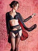 Тонкие, прозрачные колготки с откровенными вырезами  / Эротическое белье / Сексуальное белье