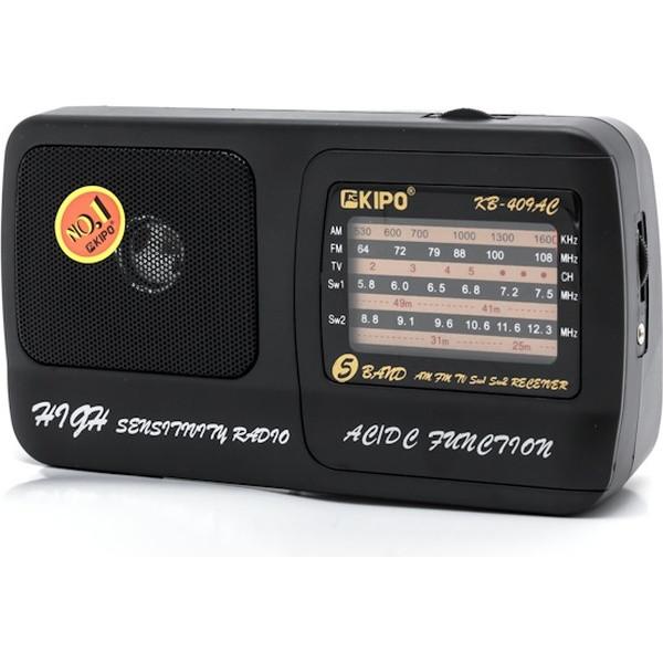 Радіоприймач Kipo KB-409