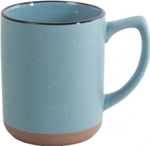 """Чашка матовая """"GRANITE""""  для печати логотипа"""