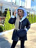 Куртка двухсторонняя 72343 42-44, фото 2