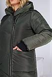 Пальто 75894, фото 3