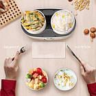 Ланч-бокс подогревом Xiaomi Life Elements Portable Electric Lunch Box (DFH-F1517), фото 4