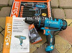 Сетевой шуруповерт Sturm ID2155PI электрический дрель-шуруповерт