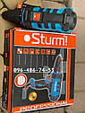 Сетевой шуруповерт Sturm ID2155PI электрический дрель-шуруповерт, фото 4