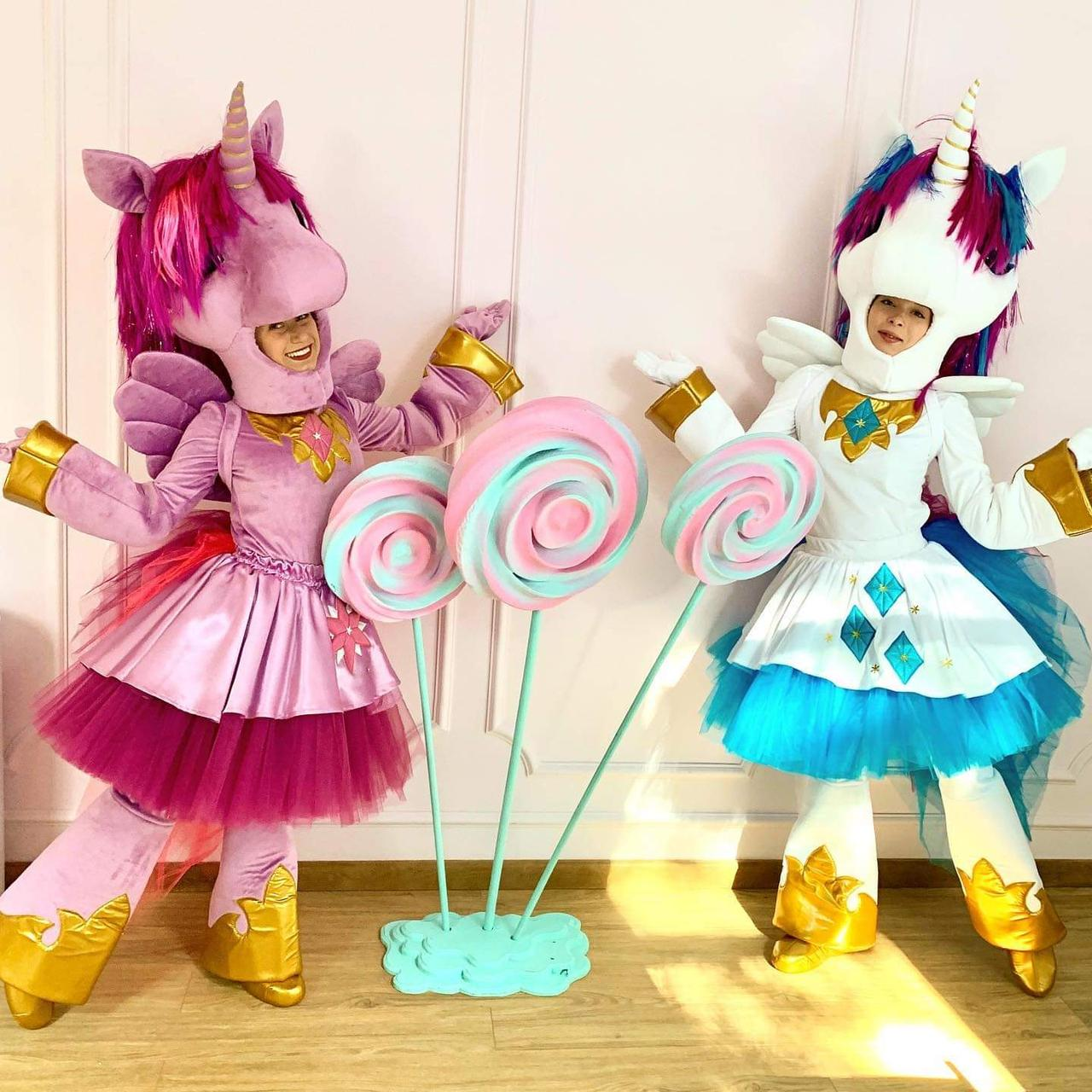 Ростовые куклы пони