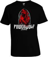 Футболка Powerwolf Lupus Dei Black