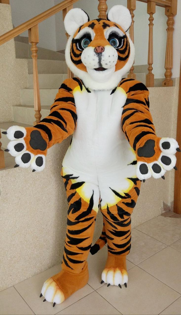 Ростовая кукла тигрёнка