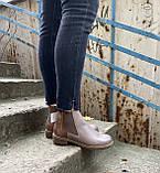 Женские ботинки челси Tamaris оригинал натуральная кожа 40, фото 7