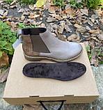 Женские ботинки челси Tamaris оригинал натуральная кожа 40, фото 4