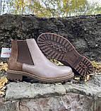 Женские ботинки челси Tamaris оригинал натуральная кожа 40, фото 5
