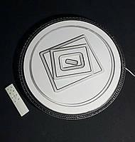 Светодиодный потолочный светильник круг белый 120 ватт, фото 1