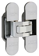 Скрытая петля Cemom Estetic 978 универсальная, матовый хром