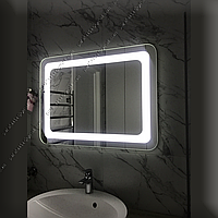 Зеркало с LED подсветкой, 600х800мм, L18