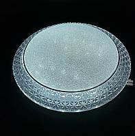 Светодиодный потолочный светильник круг белый 48 ватт, фото 1