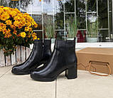 Женские зимние ботинки Respect натуральная кожа шерсть 38, фото 2