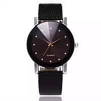 Женские часы Classic black черные, жіночий наручний годинник, классические женские наручные часы, фото 1