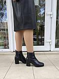 Женские зимние ботинки Respect натуральная кожа шерсть 40, фото 8