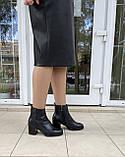 Женские зимние ботинки Respect натуральная кожа шерсть 41, фото 6