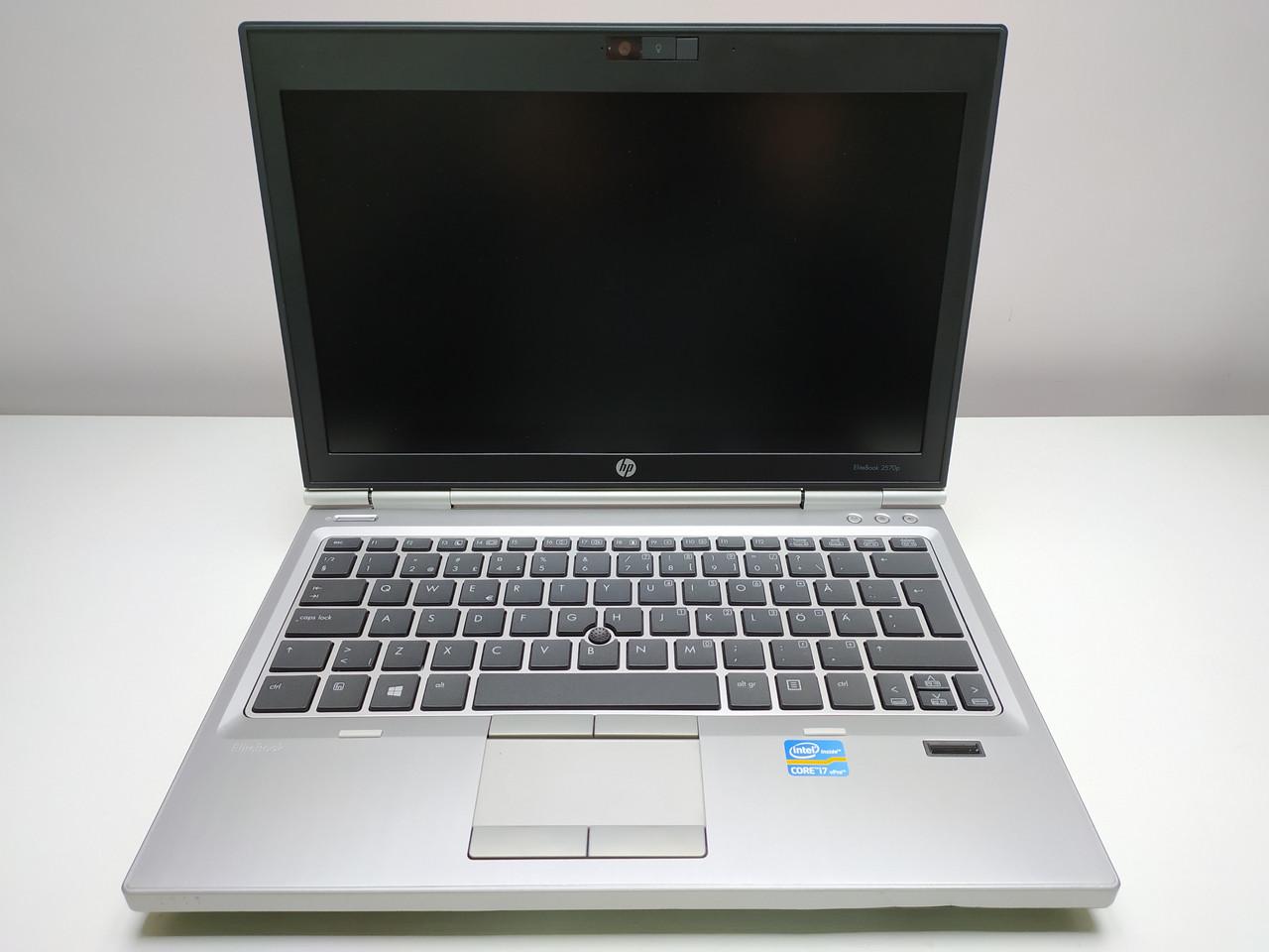 "Ноутбук HP EliteBook 2570p /Intel Core i7-3520M 3.6GHz/8Гб/SSD/12.5""/Intel HD Graphics 4000"