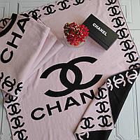 Плед для новорождённых Chanel