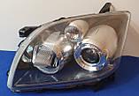 Оригинальные фары XENON Toyota Avensis рестайлинг 2006, T25 (06.2006 - 01.2009), фото 4