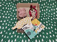 Подарочный набор для девушки с маской ручной работы ко дню рождения, новому году