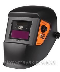 Маска сварщика с фильтром автоматического затемнения Tex.AC 1/15000 с