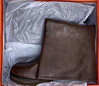 Сапоги женские зимние 8 пар в ящике черного цвета 36-40, фото 5