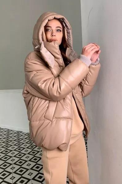 Модная короткая куртка Рич 10058