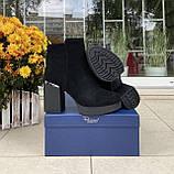 Женские зимние ботинки Respect натуральная замша шерсть 38, фото 5