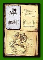 Настольная игра Загадка Леонардо, фото 3