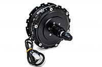 Мотор колесо двигун GP редукторний 48В 750Вт, заднiй, 36H 12G пiд трещiтку