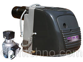 Олійна пальник MTM CTB 180 діапазон потужності 80-220 кВт - відпрацьоване масло