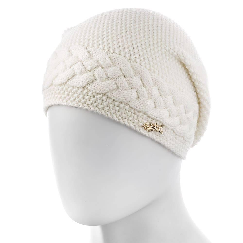 Шапка женская Atrics 555 размер 56-59 белая