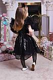 """Шикарне ошатне плаття """"Вероніка"""" від виробника, фото 3"""
