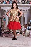 """Шикарне ошатне плаття """"Вероніка"""" від виробника, фото 4"""