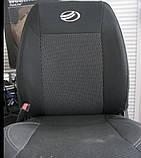 Авточехлы Prestige на ZAZ FORZA  от 2011 года седан,ЗАЗ ФОРЗА, фото 3
