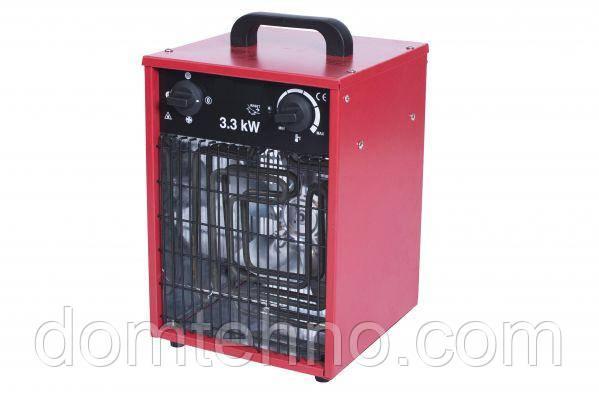 Электронагреватель MTM ME 3,3 кВт (1,65 / 3,3 кВт)
