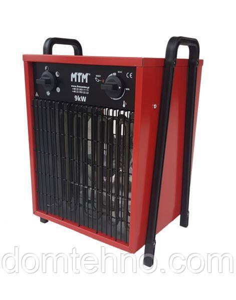 Електронагрівач MTM ME 9 кВт (3/6/9 кВт)