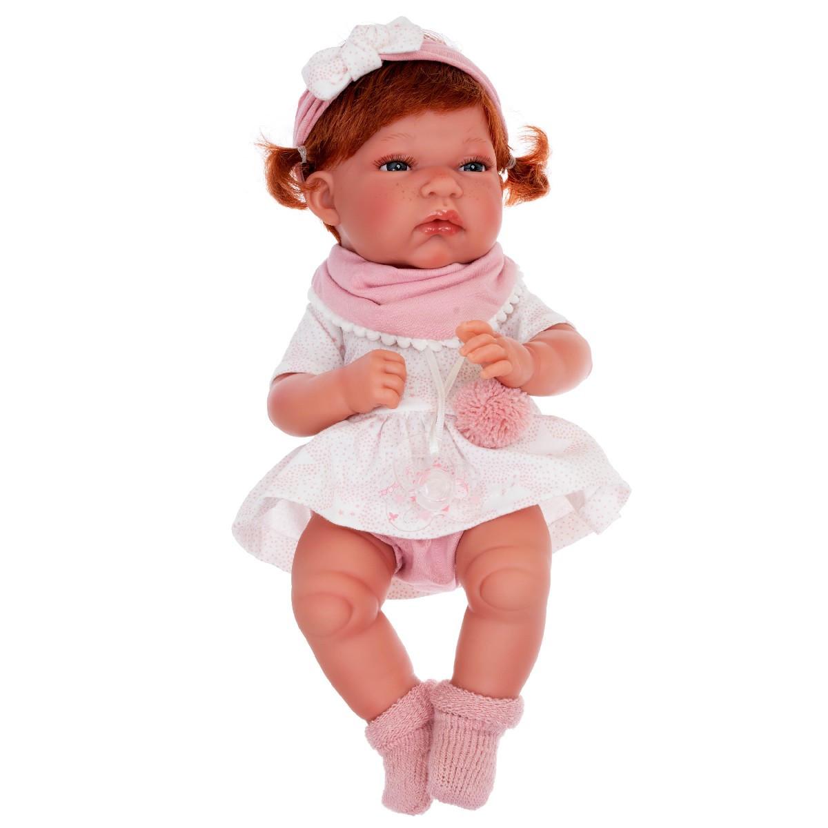 Лялька 27 см Petit Gorra Juan Antonio 1220
